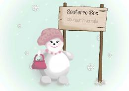 Ecoterre Box Douceur hivernale - Femme