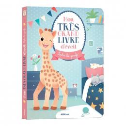 Mon très grand livre d'éveil Sophie la girafe Auzou
