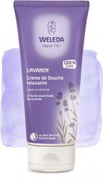 Crème douche relaxante à la lavande - WELEDA