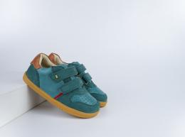 Chaussures Bobux - I-Walk - Riley Slate + Caramel