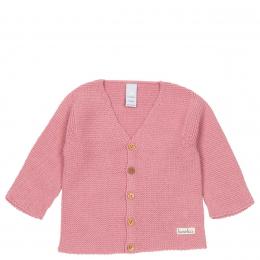 Gilet Cardigan Clearwater Bay Blush pink - Koeka