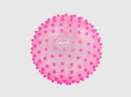 Balle sensorielle Rose 20cm - Ludi
