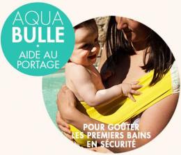 Jaune - AquaBulle - Portage d'eau - Néobulle