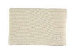 Couverture So Natural en tricot Natural Nobodinoz