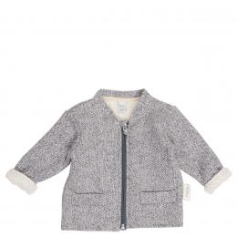Manteau veste VIGO teddy grey Koeka