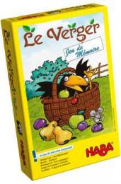 Le verger (jeu de mémoire) - Haba