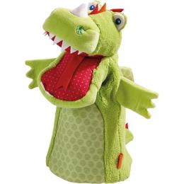 Gant marionnette Dragon Vinni Haba