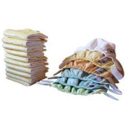 Pack de couches lavables Nouveau-né - Pop-in