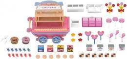 Le stand de sucreries Sylvanian families