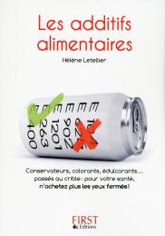 Additifs alimentaires - Hélène Letellier
