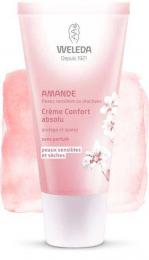 Crème confort absolu à l'Amande - Weleda