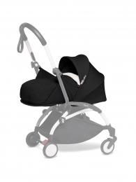 Nacelle Noir Pack naissance 0+ pour poussette YOYO Babyzen