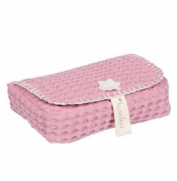 Housse pour lingettes - Blush pink - Koeka
