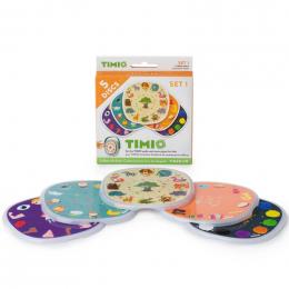 Set de disques 1 TIMIO