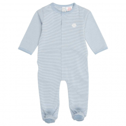Pyjama bébé Palm Beach - soft blue - Koeka
