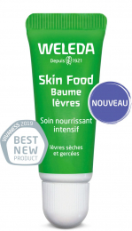 Skin Food Lip Balm - Soin des lèvres - Weleda