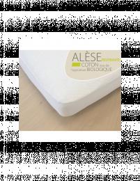 Alèse coton bio lit Junior 90x200 cm - Kadolis