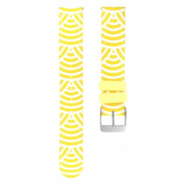 Bracelet en silicone  pour montre Sunshine Twistiti