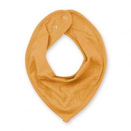 Bavoir bandana Tetra Jersey Golden Bemini