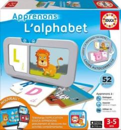 Apprenons l'Alphabet Educa