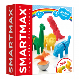 My first Safari Dinosaure SmartMax