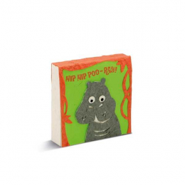 Bloc notes - Hippo - Poopoopaper