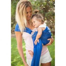 Porte-bébé Sling - SUKKIRI - Bleu électrique