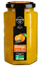 Confiture d'oranges bio 300gr Lucien Georgelin