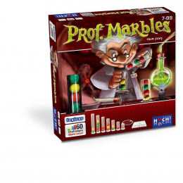 Prof Marbles - 60 challenges - Huch!