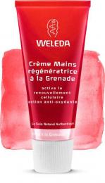 Crème mains régénératrice à la Grenade - Weleda