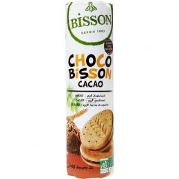 Biscuits BIO Choco Bisson Cacao 300g