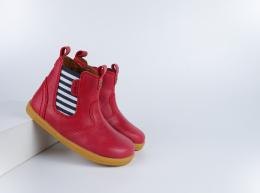 Chaussures Bobux - I-Walk - Jodphur Red Jester