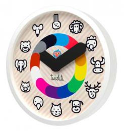 Horloge Animaux - Twistiti