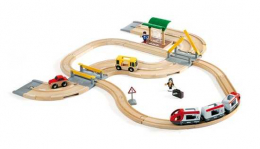 Circuit correspondance train / bus - Brio