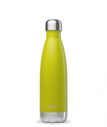 Bouteille Isotherme - 500ml - Vert - Qwetch