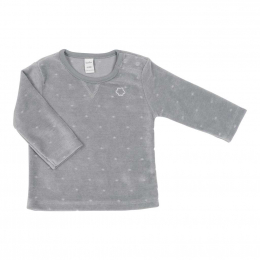 T-shirt manches longues - Woodpecker - Steel grey - Koeka