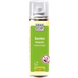Spray anti-insectes Bambule au neem, insecticide naturel 200ml - Aries