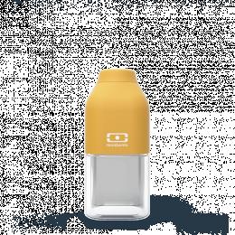 Bouteille réutilisable sans BPA 33 cl - Moutarde - Monbento