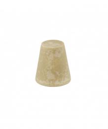Déodorant solide au palmarosa sans emballage - vrac - Lamazuna