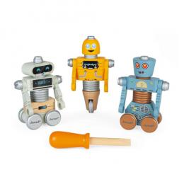 Robots à construire Bisco'kids Janod