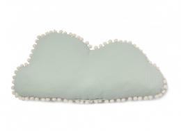 Coussin nuage Marshmallow - Aqua - Nobodinoz