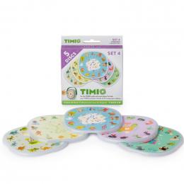 Set de disques 4 TIMIO