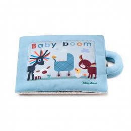 Livre d'activités en tissu Baby boom Lilliputiens