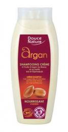 Shampooing crème Argan - Douce nature
