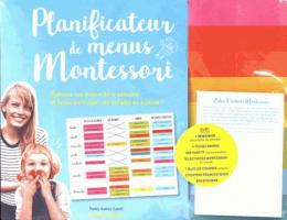 Planificateur de menus Montessori (Broché)