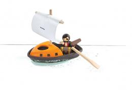Bateau pirate - Jeu de bain - Plantoys