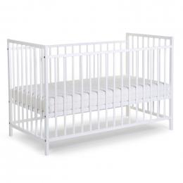 LIT BASIC - HÊTRE blanc - 60x120 - Childhome
