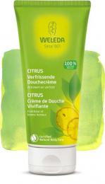 Crème douche vivifiante citrus WELEDA