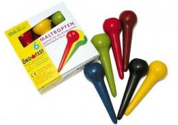 Lot de 6 cônes à colorier - Okonorm