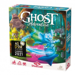 Ghost Adventure Buzzy games